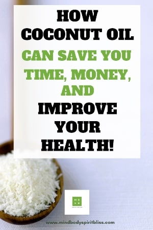 Coco oil save money time and improve health