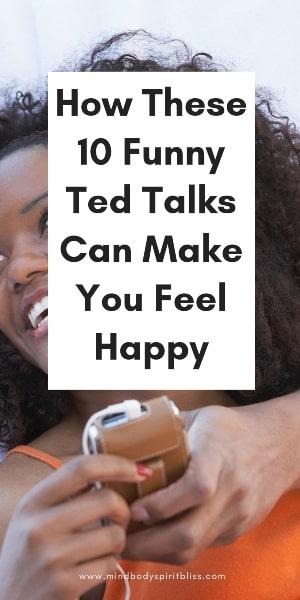 Funny Ted Talks topics