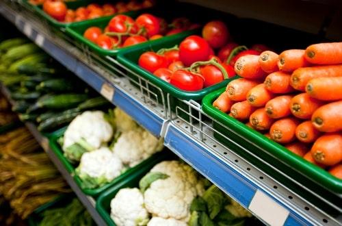healthy pesticide free vegetables
