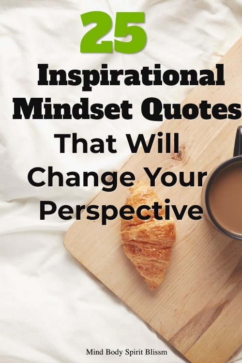 inspirational mindset quotes pinterest pin