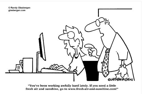 no work life balance humor