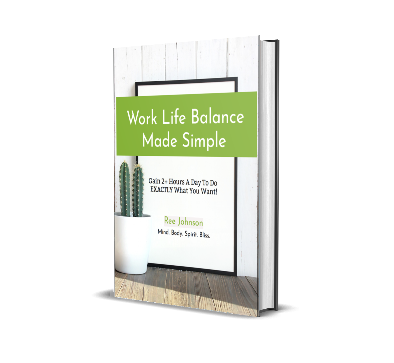 work life balance made simple book