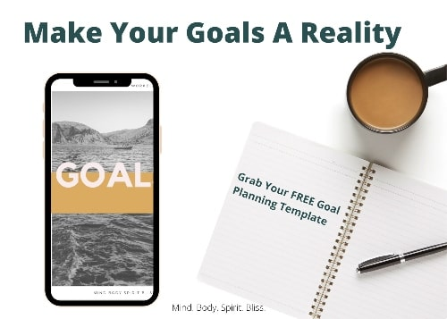 make your goals a reality