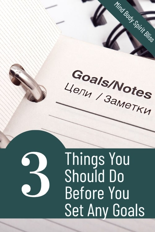 How to set goals 3 questions to ask yourself