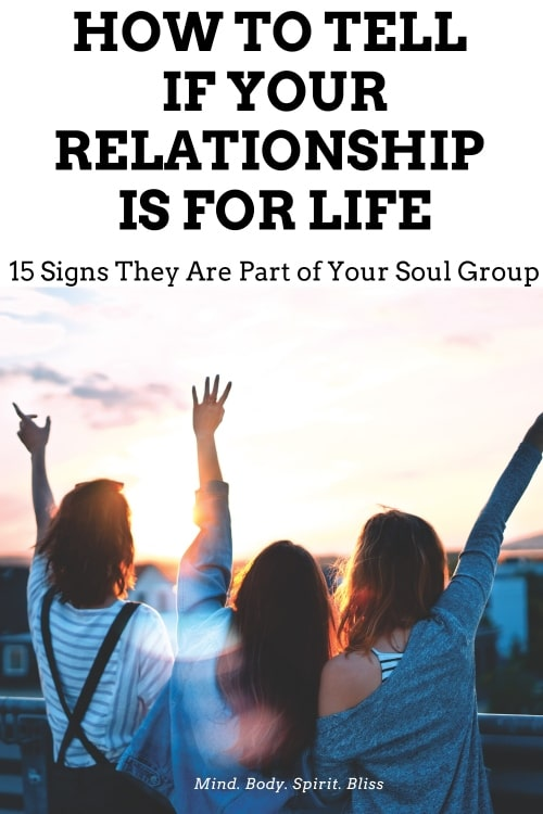 15 signs part of your soul group