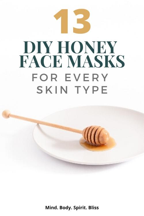 DIY Honey Face masks